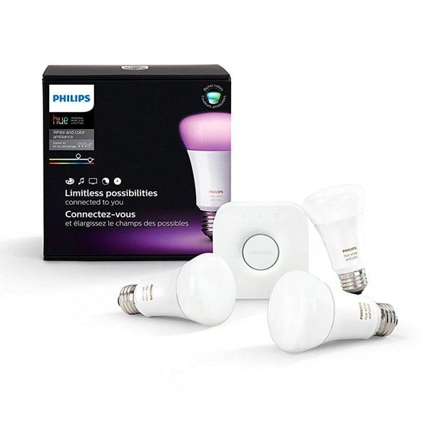 Lámpara de luz nocturna con sensor de luz inteligente