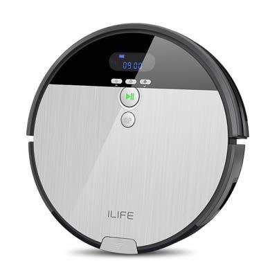 iLife V7s Plus, aspirador y mopa en un mismo robot