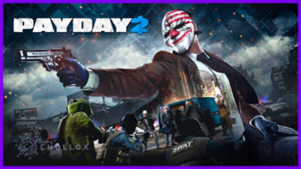 4 DLC gratis de PayDay 2