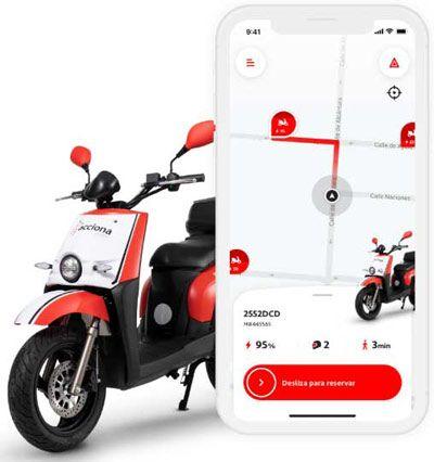 imagen de la app de acciona