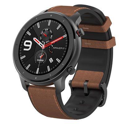Apple Watch Series 4 Smartwatch alma de líder. Cuerpo salvaje.