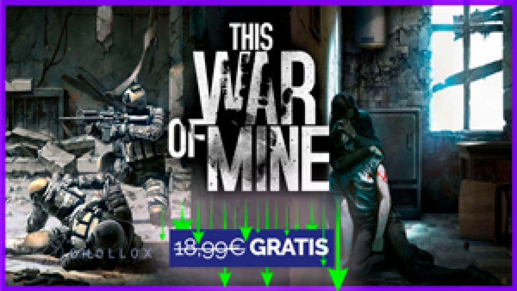 This war of mine gratis en epic games