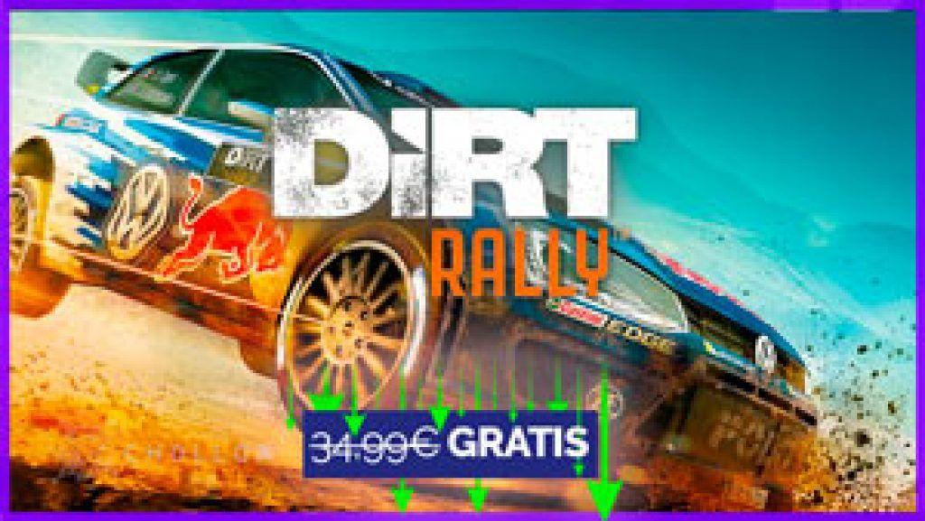 juego Dirt Rally gratis