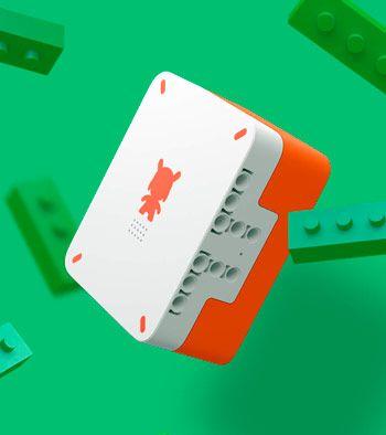 Giroscopio del Xiaomi Mi Robot Builder