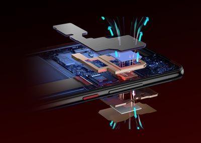 Render del interior del Xiaomi Mi 9T Pro