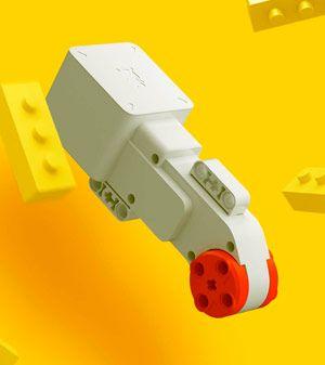 Motor de engranajes del Xiaomi Mi Robot Builder