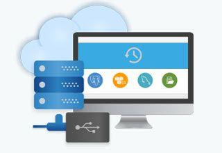 Servicio de backup incluido con el servidor gratis de Cowabi