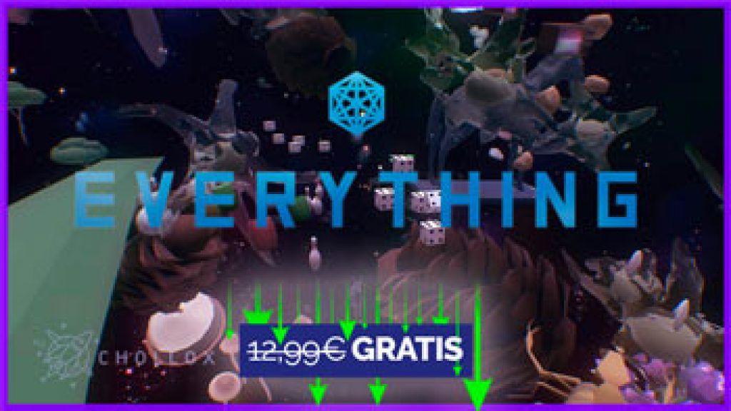 VideoJuego Everything gratis