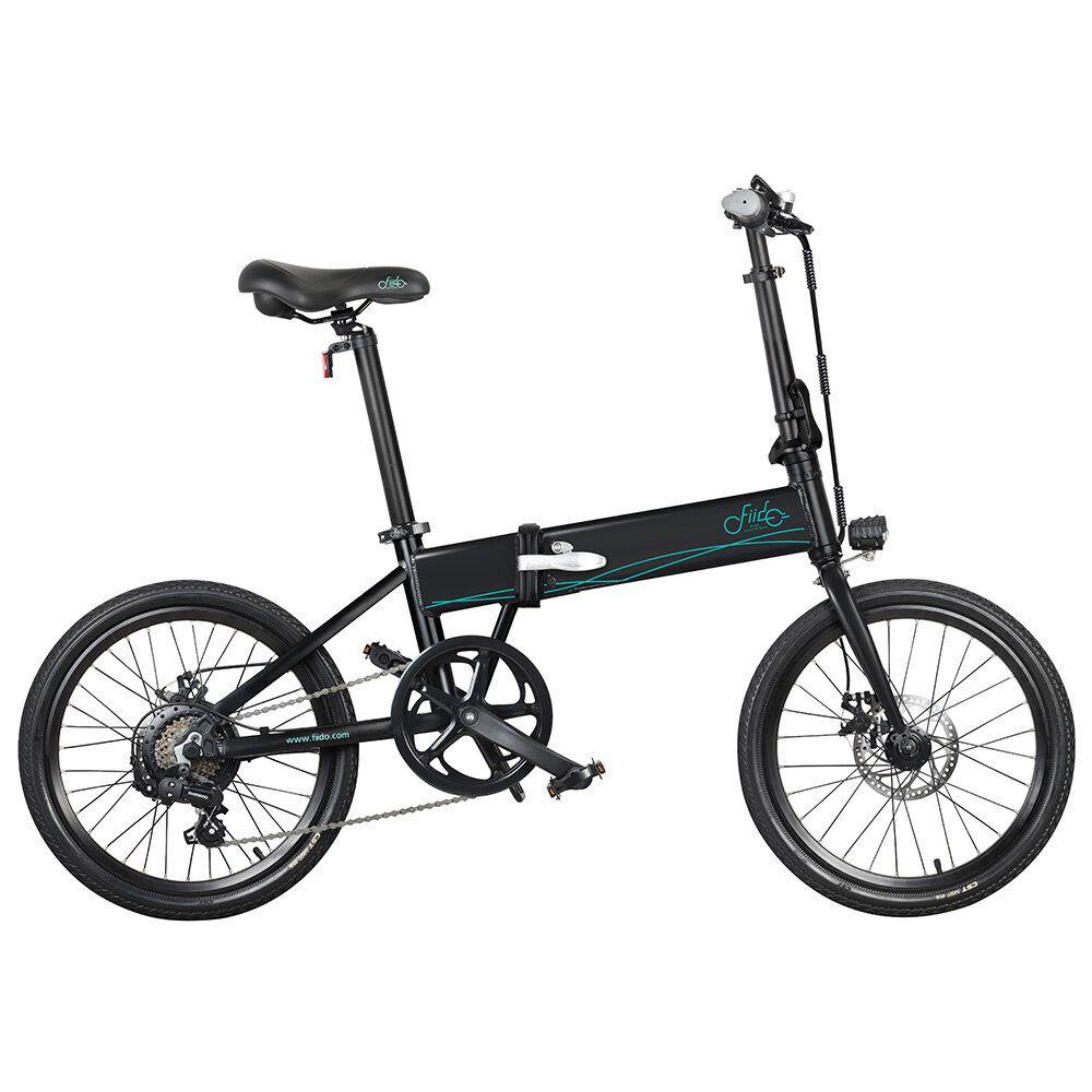 Xiaomi HIMO H1, la bicicleta eléctrica plegable perfecta